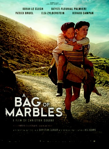 A Bag Of Marble Poster