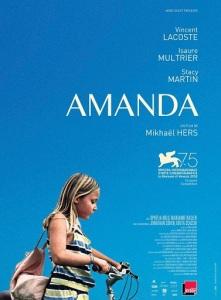 Amanda movie 2018 FR